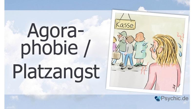 Agoraphobie / Platzangst Therapie und Ursachen