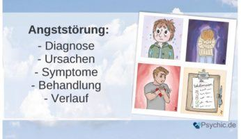 Angststörung Behandlung, Ursachen und Symptome