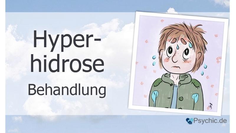 Hyperhidrose Behandlung & Therapie