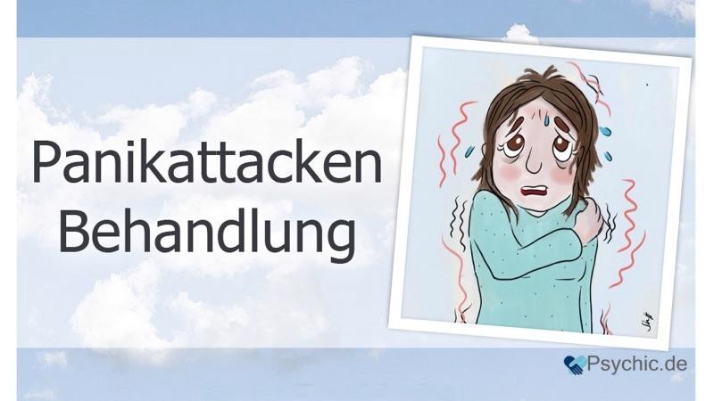 Panikattacken Behandlung und Therapie