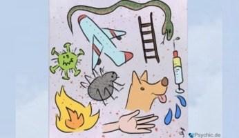 Phobie Symptome und Anzeichen