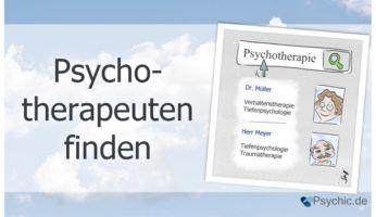 Psychotherapeuten und Psychologen
